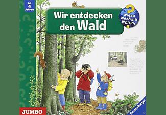 Wieso? Weshalb? Warum? Wir entdecken den Wald  - (CD)