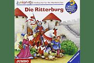 Wieso? Weshalb? Warum? junior. Die Ritterburg - (CD)