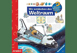 Wieso? Weshalb? Warum? Wir entdecken den Weltraum  - (CD)