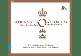 Akademie Für Alte Musik Berlin, Chor Des Bayerischen Rundfunks - Weihnachtsoratorium  - (CD)