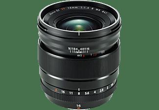 FUJIFILM XF-16mm F1.4R - 16 mm f/1.4 WR (Objektiv für Fuji X-Mount, Schwarz)