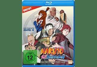 Naruto Shippuden - Staffel 10 - Episode 417-441 - Das Treffen der fünf Kage Blu-ray