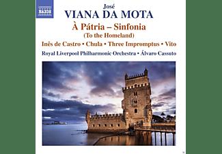 Alvaro Cassuto, Royal Liverpool Philarmonic Orchestra - A Patria/Ines De Castro/Chula Do Douro/+  - (CD)