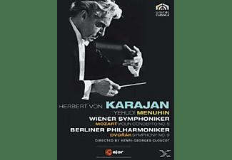 VARIOUS - Violinkonzert 5/Sinfonie 9  - (DVD)