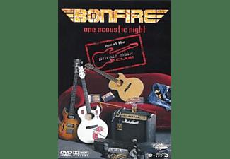 Bonfire - One Acoustic Night  - (DVD)