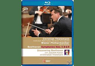Thielemann Christian, Christian/wpo Thielemann - Sinfonien 7-9  - (Blu-ray)
