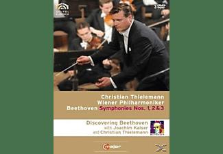 Christian & Wp Thielemann - Sinfonien 1-3  - (DVD)