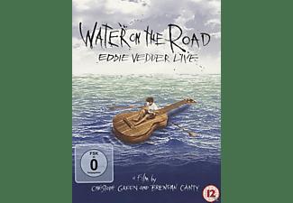 Eddie Vedder - Water On The Road  - (DVD)