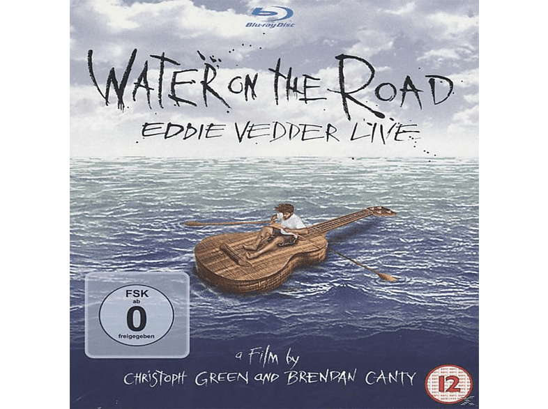 Eddie Vedder - Water On The Road [Blu-ray]