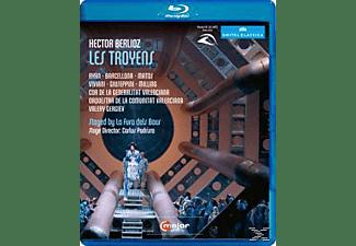 Gergiev/Ryan/Barcellona/Valencia - Die Trojaner  - (Blu-ray)