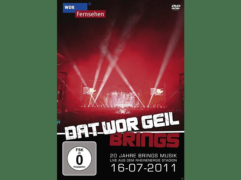 Brings - Dat Wor Geil - 20 Jahre Brings [DVD]