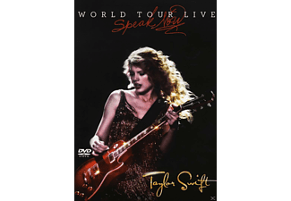 Taylor Swift - Speak Now - World Tour Live - (DVD)