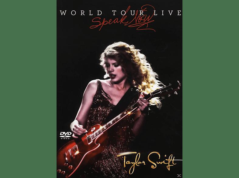 Taylor Swift - Speak Now - World Tour Live [DVD]