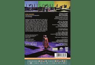 VARIOUS - Motezuma  - (DVD)