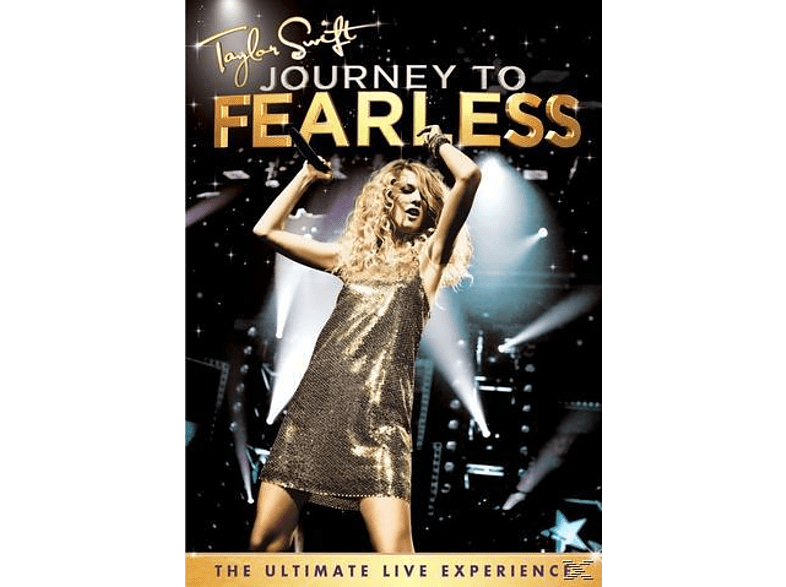 Taylor Swift - Taylor Swift - Journey To Fearless [DVD]