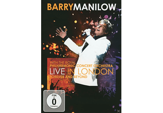 The Royal Philarmonic Concert Orchestra, Barry Manilow - Forever And Beyond - (HD-DVD)