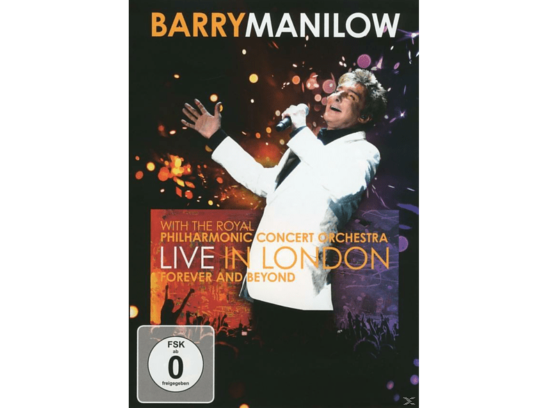 The Royal Philarmonic Concert Orchestra, Barry Manilow - Forever And Beyond [HD-DVD]