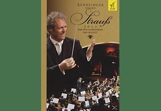 Matthias Georg Kendlinger, Claudia Emâ Camie, K&k Philharmoniker, K&K Ballett - Kendlinger Dirigiert Strauß 2011  - (DVD)