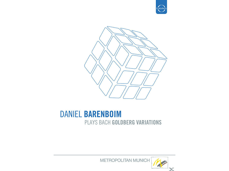 Daniel Barenboim - Goldberg Variationen [DVD]