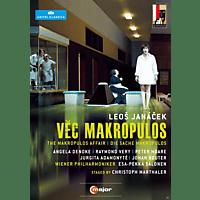 Angela Denoke, Raymond Very, Peter Hoare, Jurgita Adamonyte, Johan Reuter, Wiener Philharmoniker - Die Sache Makropulos [DVD]