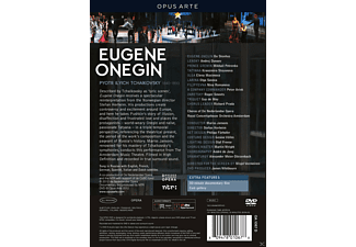Chorus of De Nederlandse Opera, Royal Concertgebouw Orchestra - Eugen Onegin  - (DVD)