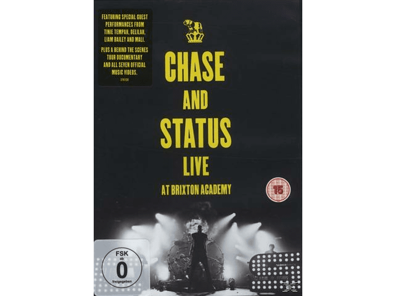 Chase & Status - Chase & Status - Live At Brixton Academy [DVD]