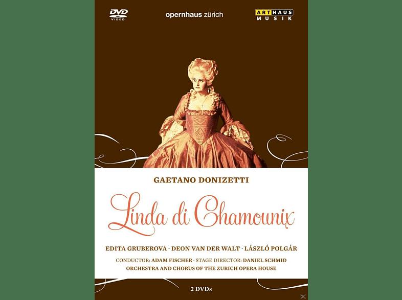 Edita Gruberova, Deon Van Der Walt, Orchestra And Chorus Of The Zurich Opera House - Linda Di Chamounix [DVD]