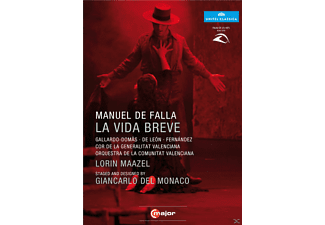 Lorin Maazel, VARIOUS - La Vida Breve  - (DVD)