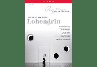 Georg Zeppenfeld, Klaus Florian Vogt, Annette Dasch, Jukka Rasilainen, Petra Lang, Samuel Youn, Bayreuth Festival Orchestra & Chorus - Wagner: Lohengrin / Bayreuther Festspiele  - (DVD)