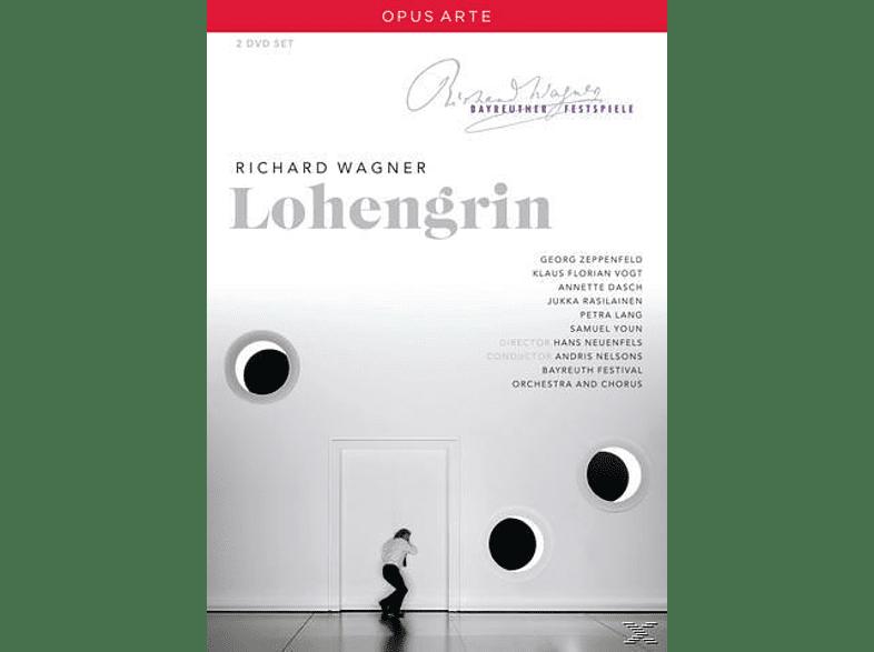 Georg Zeppenfeld, Klaus Florian Vogt, Annette Dasch, Jukka Rasilainen, Petra Lang, Samuel Youn, Bayreuth Festival Orchestra & Chorus - Wagner: Lohengrin / Bayreuther Festspiele [DVD]