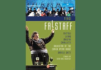 VARIOUS - Verdi: Falstaff  - (DVD)
