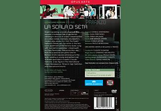 Orchestra Haydn Di Bolzano E Trento - La Scala Di Seta (Seidene Leiter)  - (DVD)