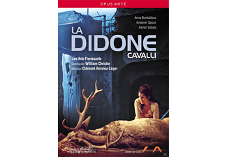 Les Arts Florissants - La Didone  - (DVD)