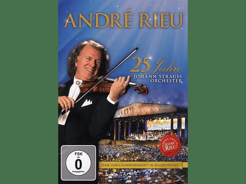 André Rieu - 25 Jahre Johann Strauss Orchester [DVD]