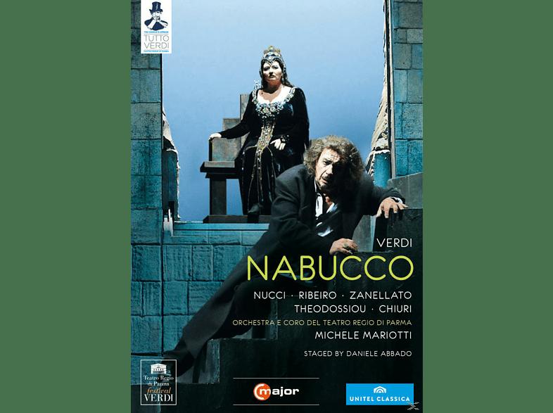 Bruno Ribeiro, Alessandro Spina, Mauro Buffoli, Nucci Leo, Orchestra Teatro Regio Di Parma - Nabucco [DVD]