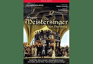 Glyndbourne Chorus, The London Philharmonic Orchestra - Die Meistersinger Von Nürnberg  - (DVD)