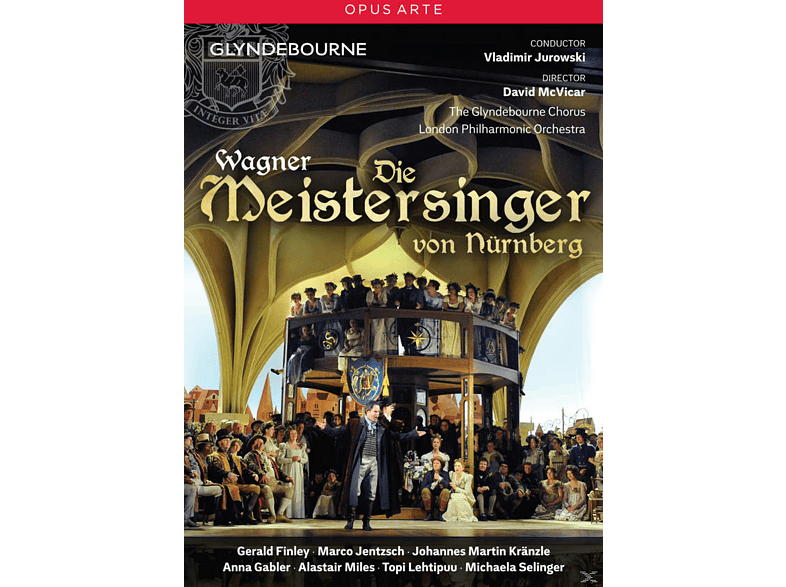 Glyndbourne Chorus, The London Philharmonic Orchestra - Die Meistersinger Von Nürnberg [DVD]