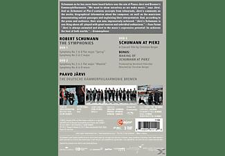 Deutsche Kammerphilharmonie Bremen - Symphonien / Schumann At Pier 2  - (DVD)