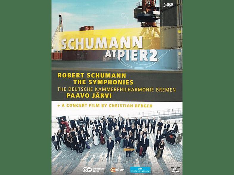 Deutsche Kammerphilharmonie Bremen - Symphonien / Schumann At Pier 2 [DVD]