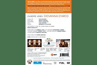 Evan Bowers, Luigi Petroni, Maurizio Lo Piccolo, Orchestra E Coro Del Teatro Regio Di Parma, Bruson Renato, Svetla Vassileva - Giovanna D'arco [DVD]