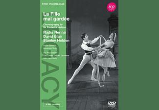 Nadia Nerina, David Blair, Stanley Holden, The Covent Garden Orchestra - La Fille Mal Gardée  - (DVD)