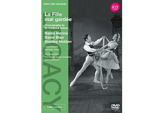 Nadia Nerina, David Blair, Stanley Holden, The Covent Garden Orchestra - La Fille Mal Gardée - (DVD)