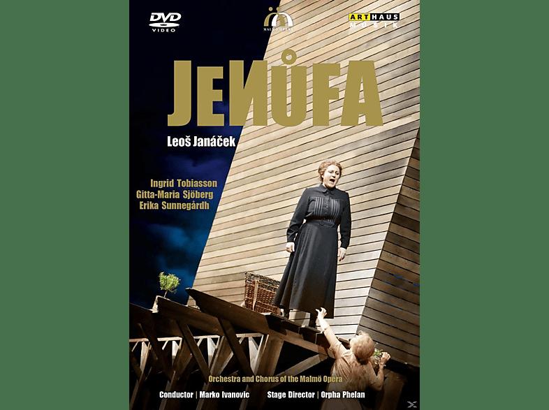 Ingrid Tobiasson, Gitta-Maria Sjöberg, Erika Sunnegardh, Daniel Frank, Malmö Opera Chorus, Malmo Opera Orchestra - Jenůfa [DVD]