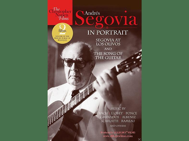 Andrés Segovia - In Portrait [DVD]