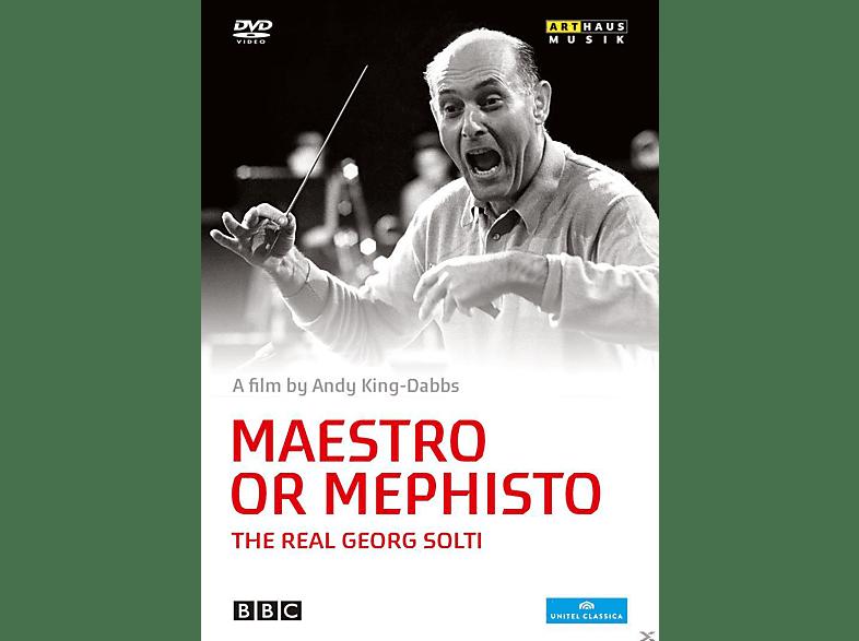 Georg Solti - Maestro Or Mephisto [DVD]