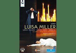 Giorgio Surian, Marcelo Álvarez, Francesca Franci, Rafal Siwek, Orchestra E Coro Del Teatro Regio Di Parma, Nucci Leo - Luisa Miller  - (DVD)