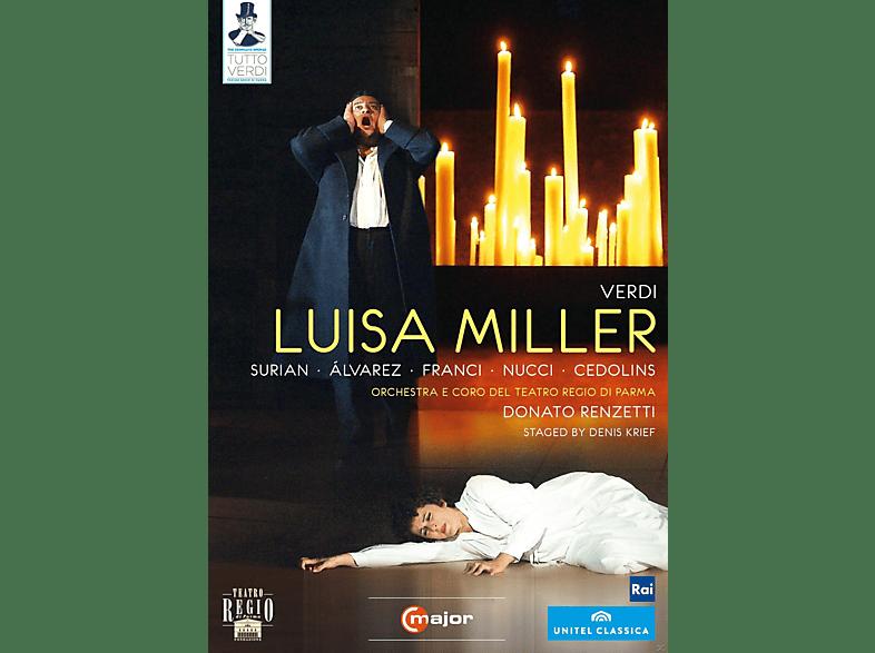 Giorgio Surian, Marcelo Álvarez, Francesca Franci, Rafal Siwek, Orchestra E Coro Del Teatro Regio Di Parma, Nucci Leo - Luisa Miller [DVD]