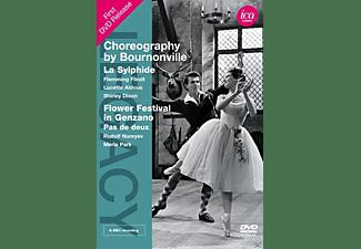 David Ellenberg, Flemming Flindt, August (1805-1879) Bournonville, London Symphony Orchestra - Choreography By Bournonville  - (DVD)