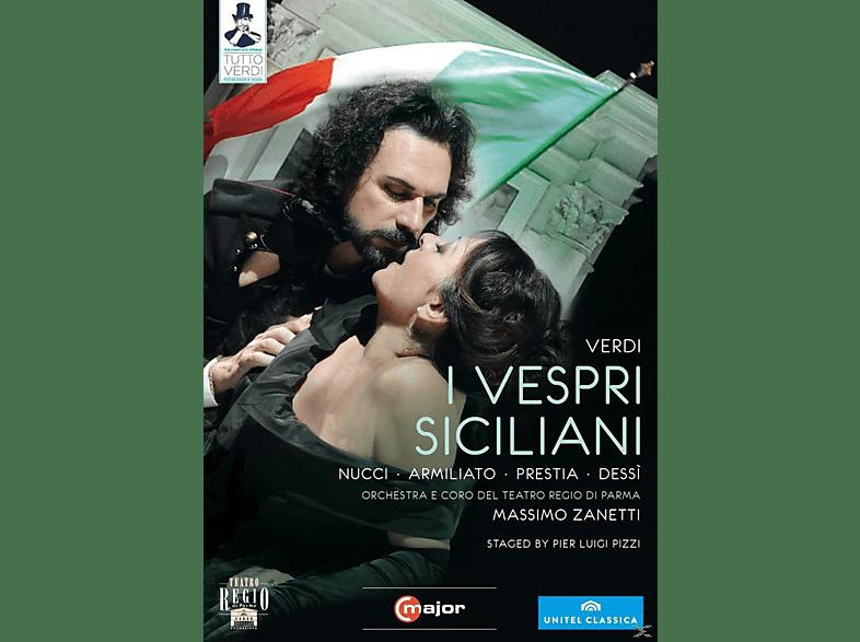 Fabio Armiliato, Giacomo Prestia, Coro Del Teatro Regio Di Parma, Orchestra Del Teatro Regio Di Parma, Nucci Leo, Dessi Daniela - I Vespri Siciliani [DVD]