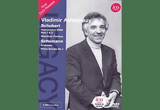 Vladimir Ashkenazy - Vladimir Ashkenazy  - (DVD)